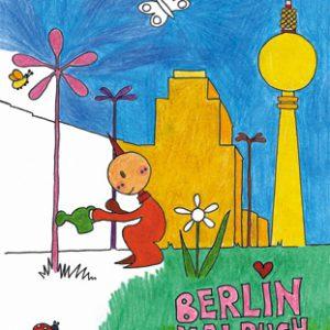 Berlin Malbuch