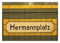 Postkarte Hermannplatz