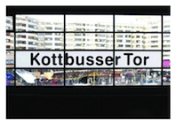 Postkarte Kottbusser Tor