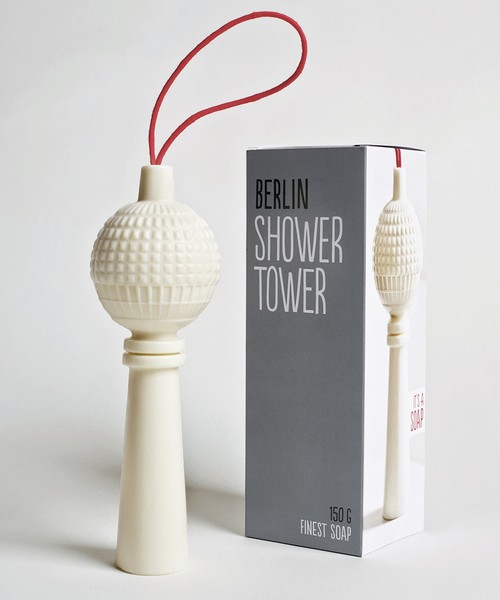 Berlin Showertower Seife