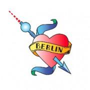 Berliner Fernsehturm Tattoo