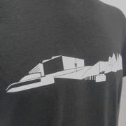 Bambus Shirt Berliner Kulturlandschaft