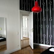 Rosi schwarz im St.Oberholz Apartment
