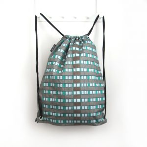 Turnbeutel Drawstring Bag urban Streetstyle Berlin