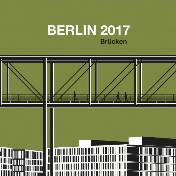 Grafikkalender Berlin 2017