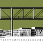 Berlin Kalender 2017: Grafik: Steg Beamtenlaufbahn im Berliner Regierungsviertel