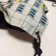 Detail: Urban Backpack
