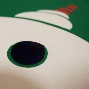 Detail: Turmi grün