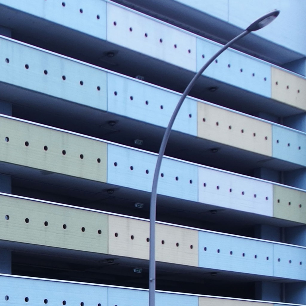 Parkhaus Bayer-Schering
