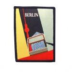 Berlin Patches Aufnäher Alexanderplatz