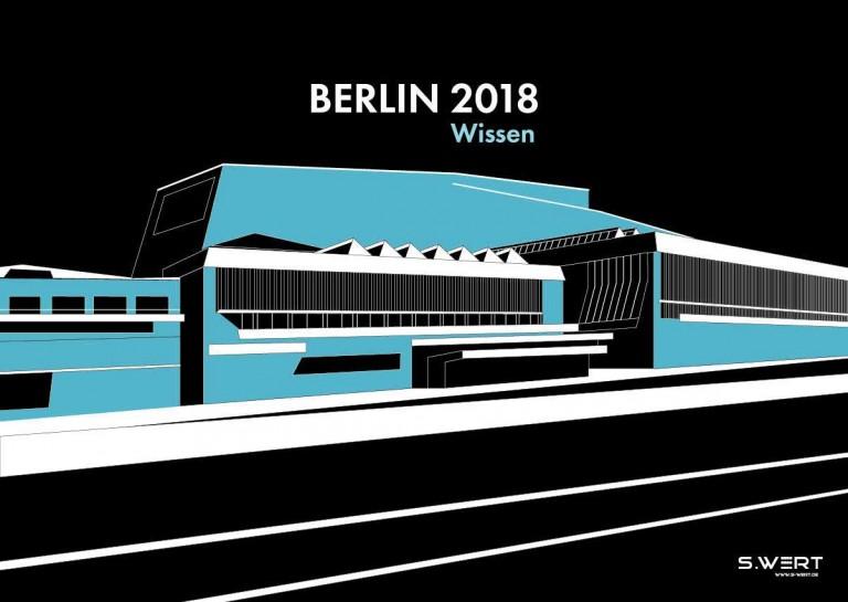 Grafikkalender Berlin 2018