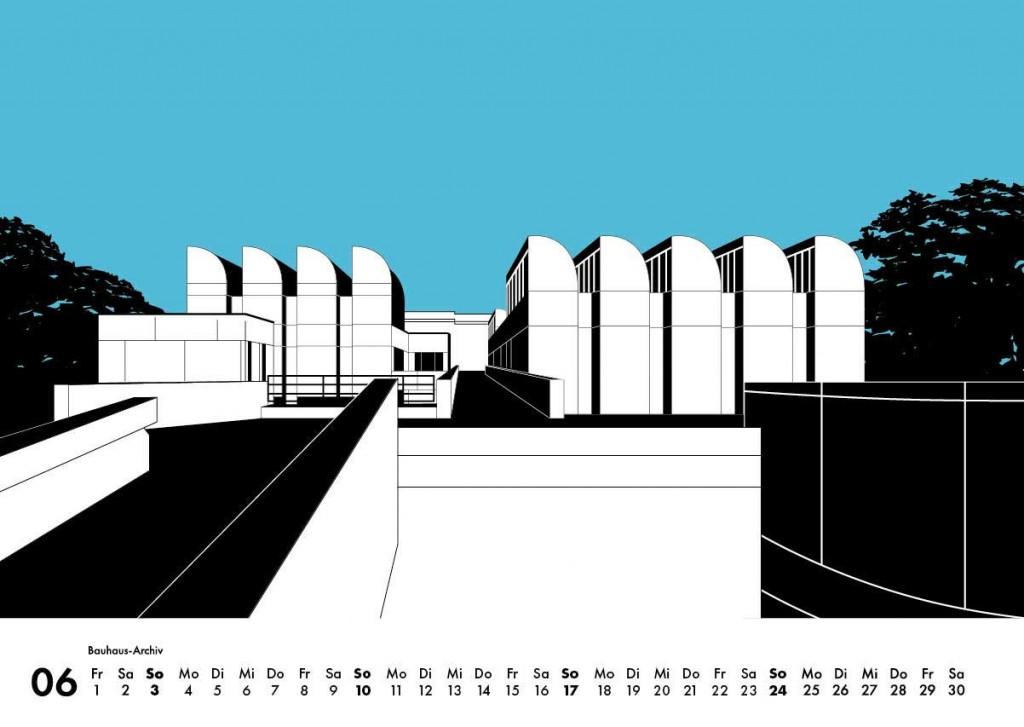 Museum Kalender 2018 Berlin
