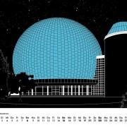 Berlin-Kalender-2018-Ostmodern