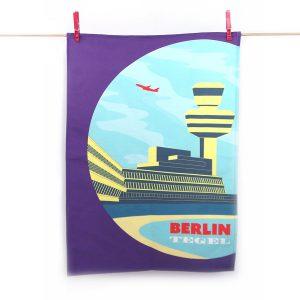 Berlin Küchentuch Flughafen Tegel