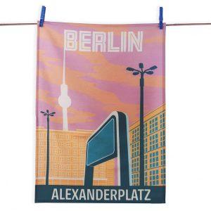 Geschirrtuch Berlin Alexanderplatz