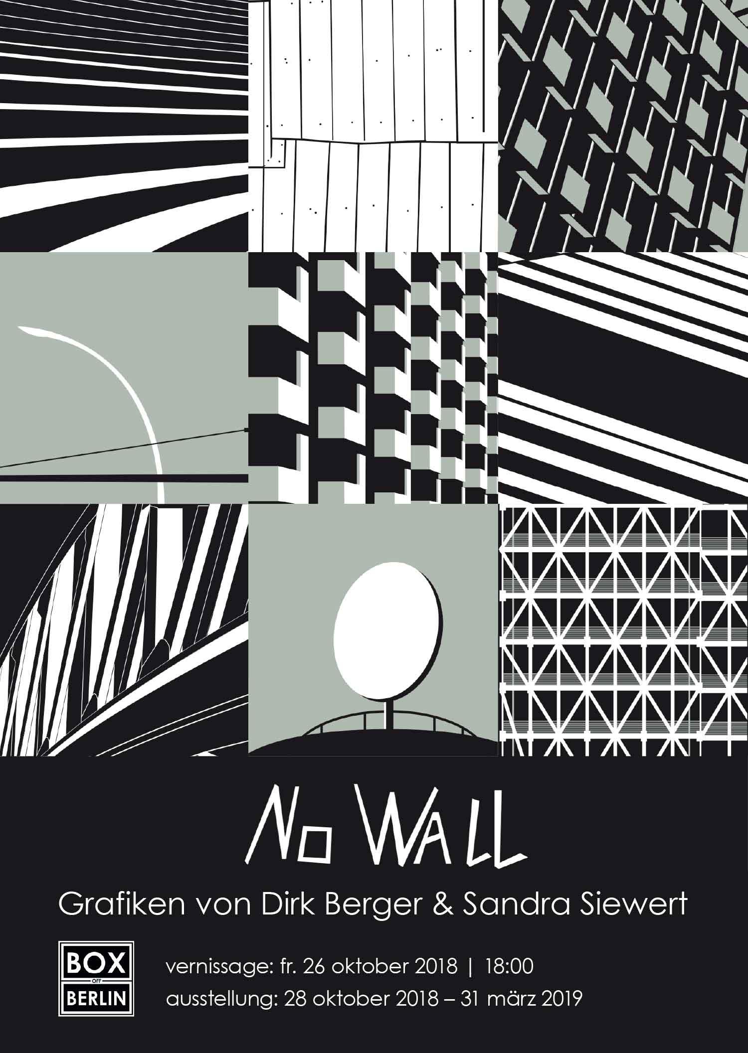 Berliner Mauer Grafik 30 Jahre