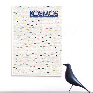Poster Kosmos Berlin