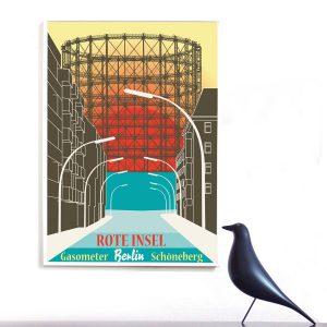 Poster Berlin Schöneberg