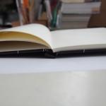 Notizbuch A5, schwarz, für Architekten