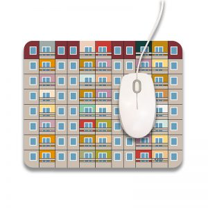 Design Mousepad Fassade