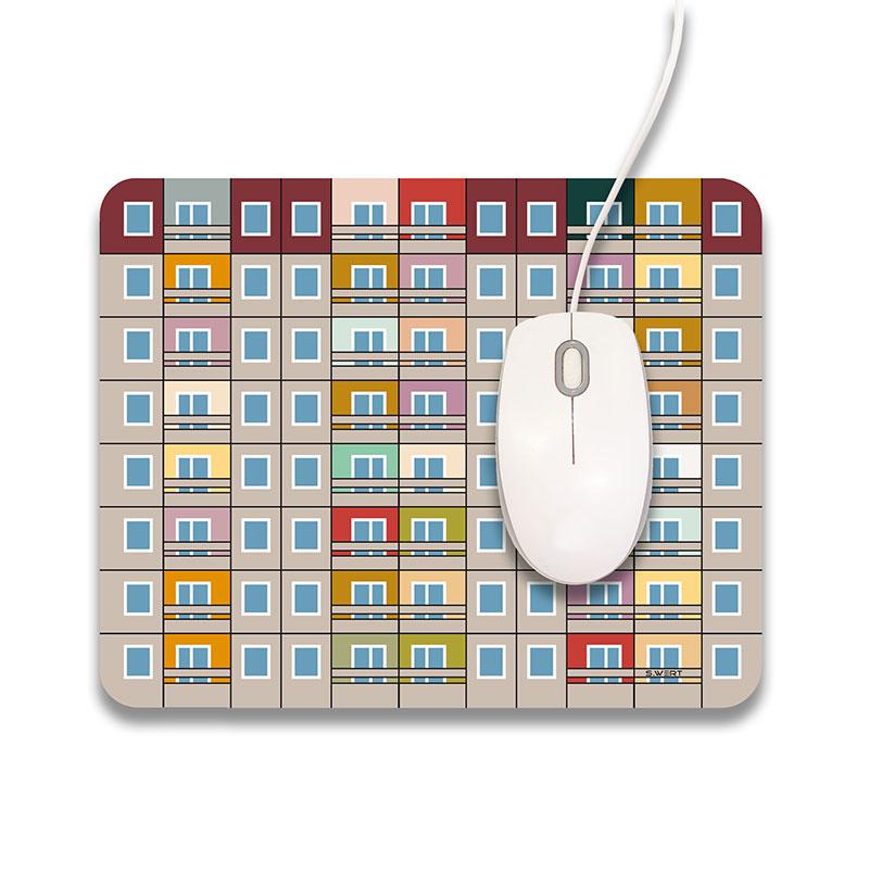 Design Mousepad Fassade