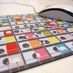 Design Mousepad bunt