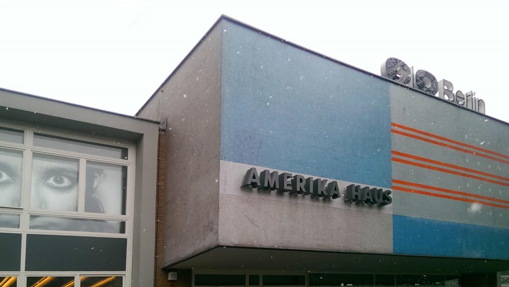 Amerika haus Hardenbergstrasse CO Galerie