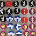 Berlin Souvenir Magnete HIghlights