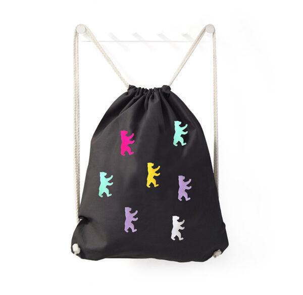 Drawstring Bag Berliner Bär