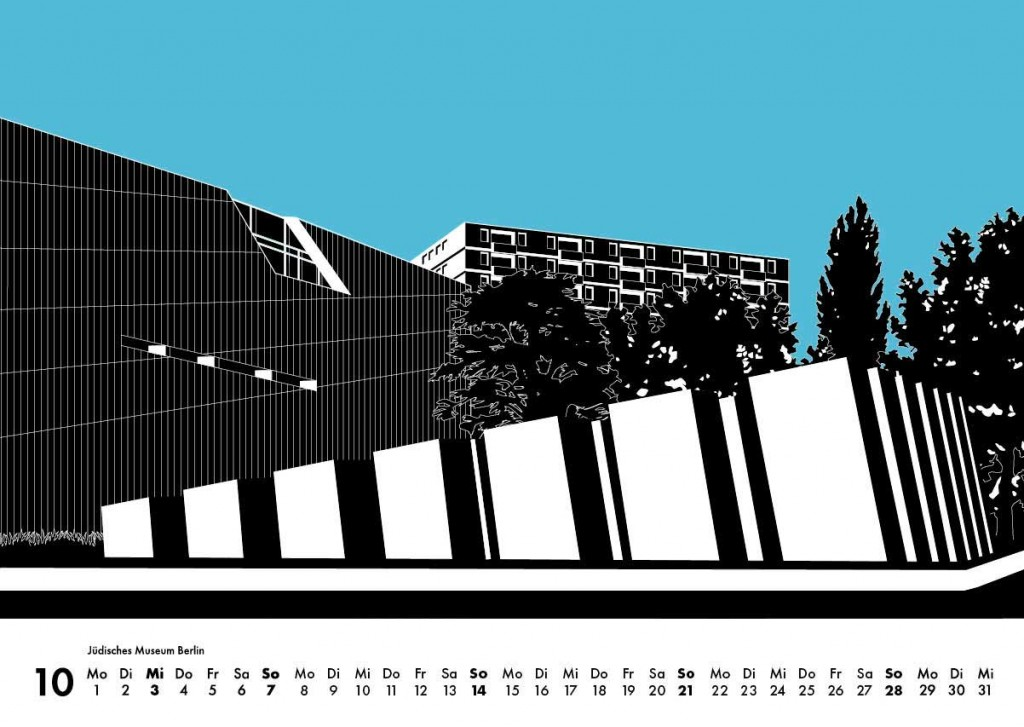 Kunstkalender Berlin 2018