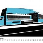 Architekturkalender 2018 Berlin Stabi