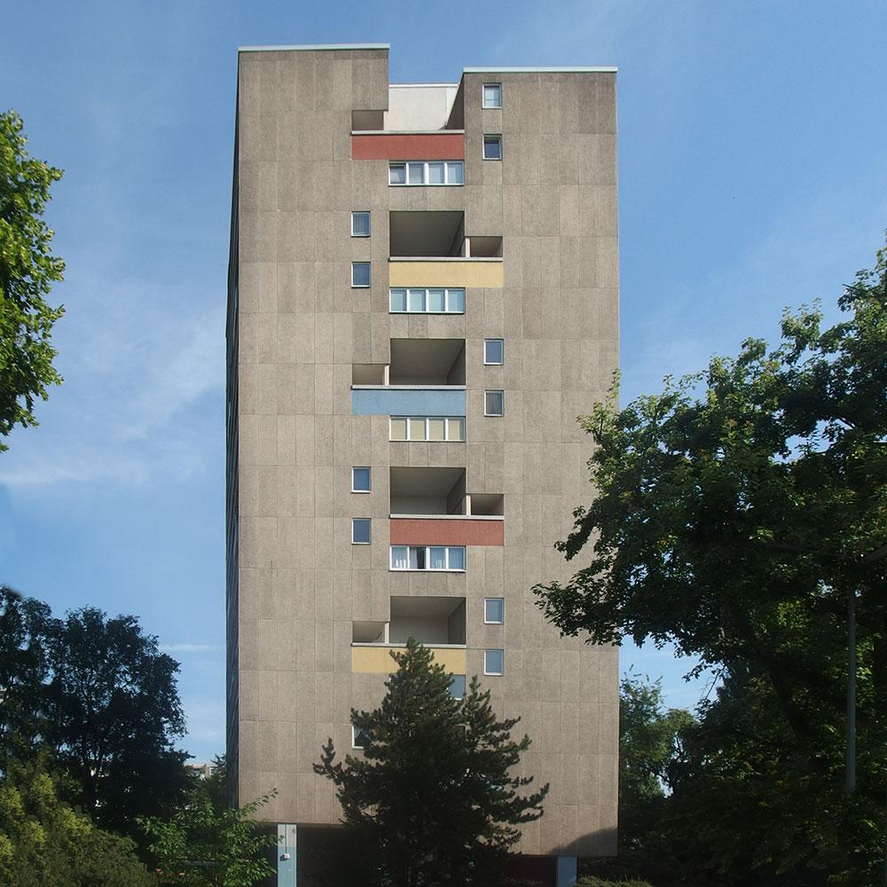 Hansaviertel Haus van den Broek