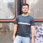 Berlin Shirt Brandenburger Tor grau