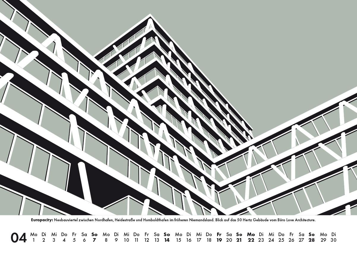 Europacity Berlin Imobilien Kalender 2019