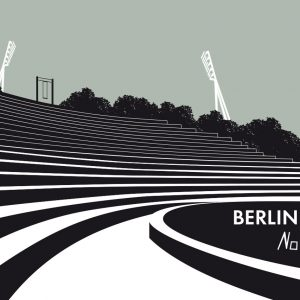 Berlin kalender 2019 Illustartion Grafik Architektur