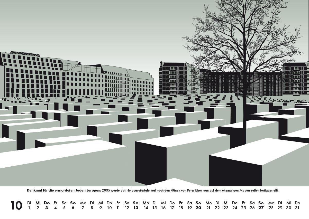 Holocaust Mahnmahl 2019 Peter Eisenman