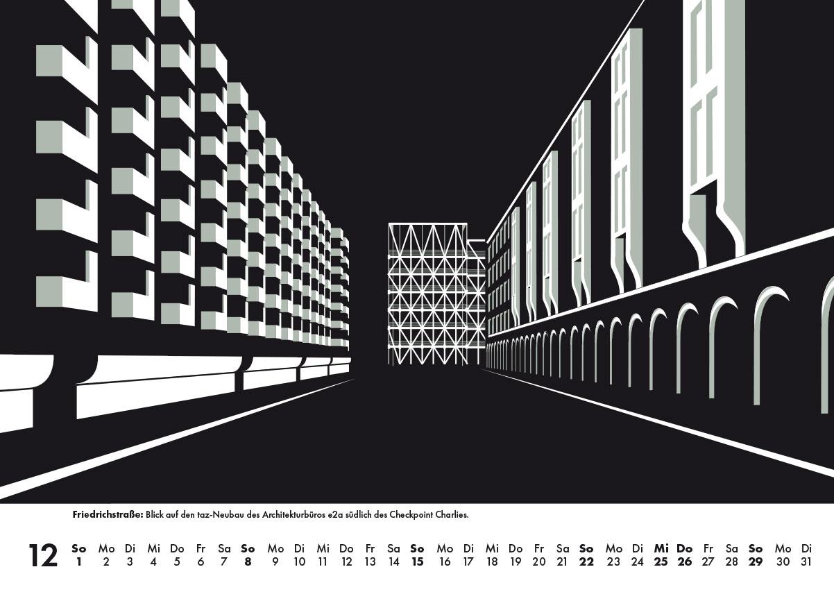 Friedrichstrasse Architekten e2a