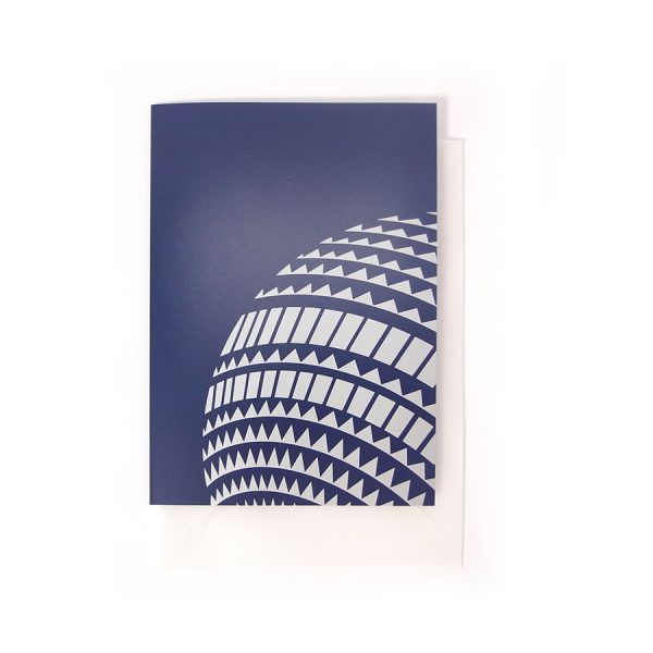 Klappkarte Berliner Fernsehturm