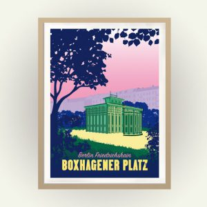 Berlin Poster Boxi
