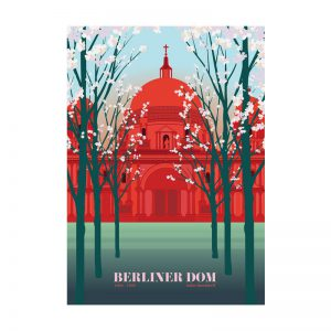 Postkarte Travel Berliner Dom