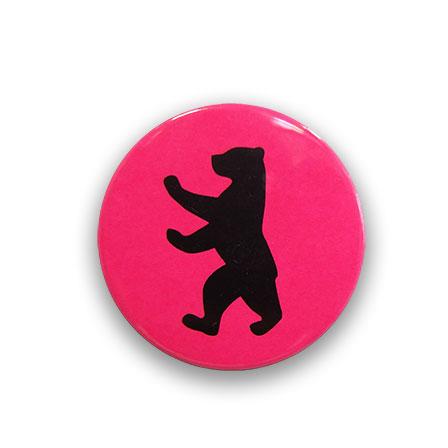 Berliner Bär pink