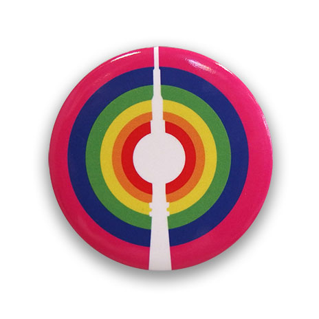 Rainbow Magnet Berlin