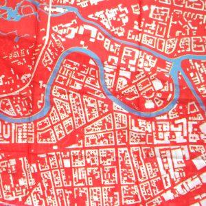 Berlin Schwarzplan rot