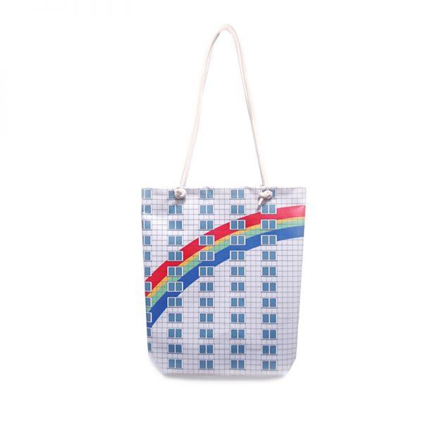 Tasche Regenbogenhaus