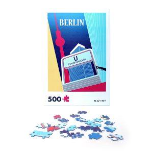 Berlin Fernsehturm Puzzle