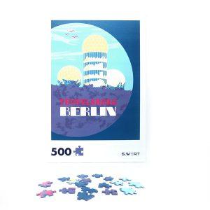 Berlin Puzzle Teufelsberg
