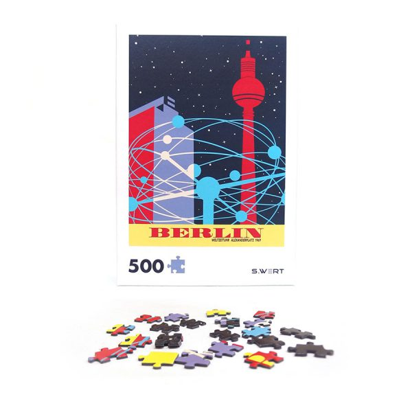 Berlin Puzzle 500 Teile