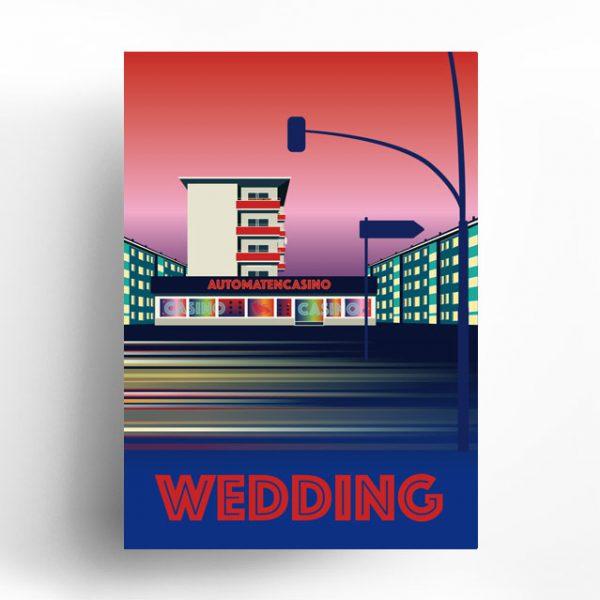 Poster berlin Weddding 65