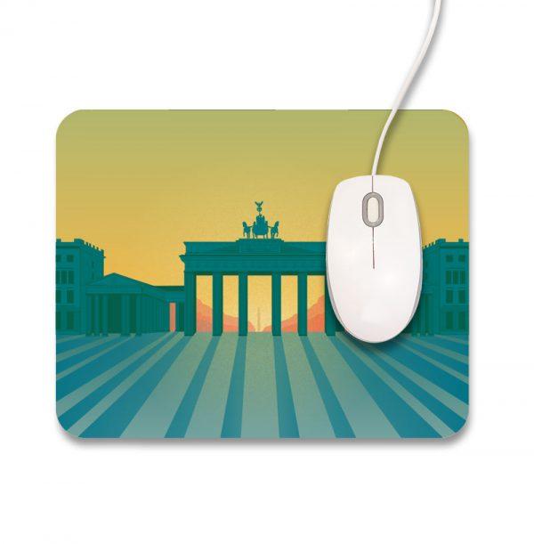 Berlin Mousepad rechteckig