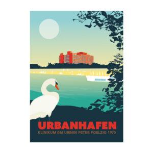 Berlin Postkarte Kreuzberg